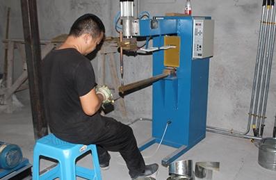 风管加工点焊机